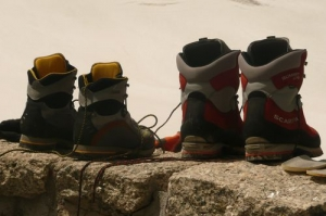 Alpen Mont Blanc Stockfotos