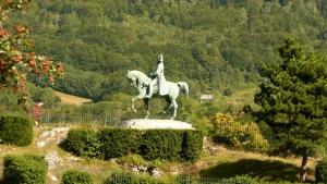 Route Napoleon Stockfotos Provence France Frankrijk