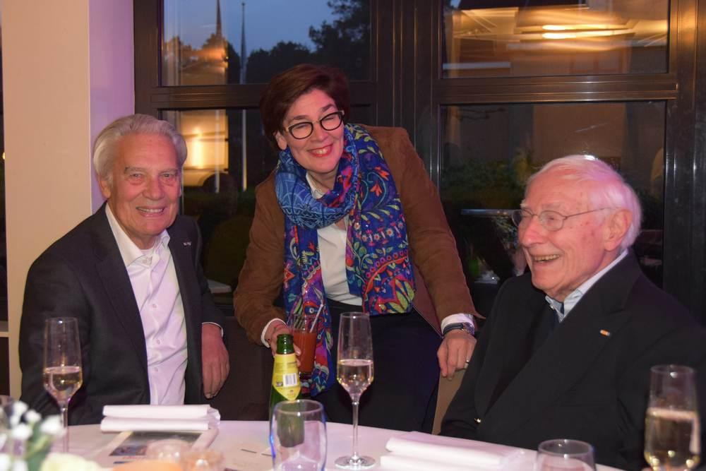 Paul Tichelaar - Karin Rademaker en Hendrik Tuinema Golden Tulip Reunie januari 2018