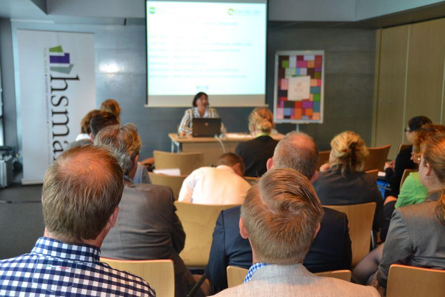 Reputatie management Congres Bel Air Den Haag 2014 - HSAMI & Hands-On Advies