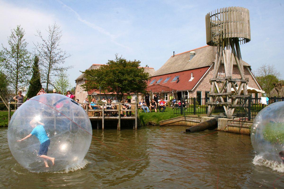 Webdesign en online marketing Restaurant 't Binnenhof Paasloo