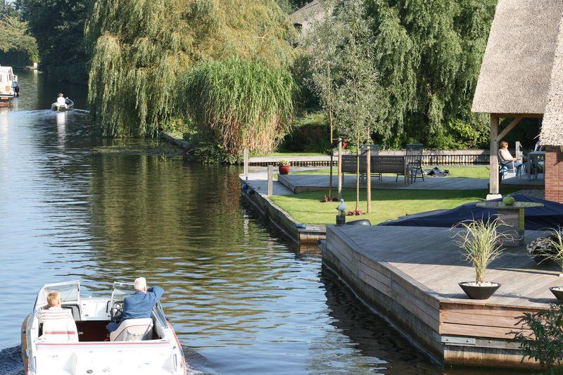 Marketeer voor Bungalowpark Waterpark Belterwiede Wanneperveen Overijssel