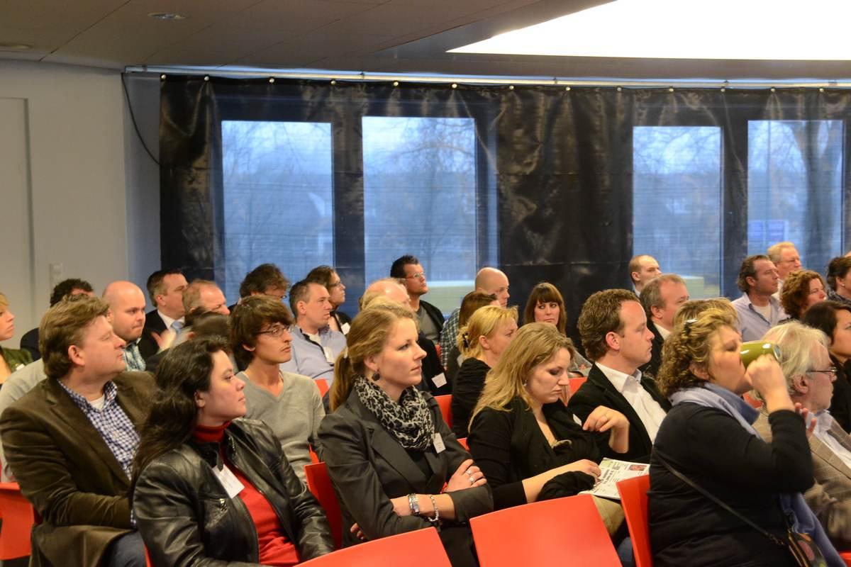 Restaurant Online Marketing Congres 2011 - Jeroen van der Schenk