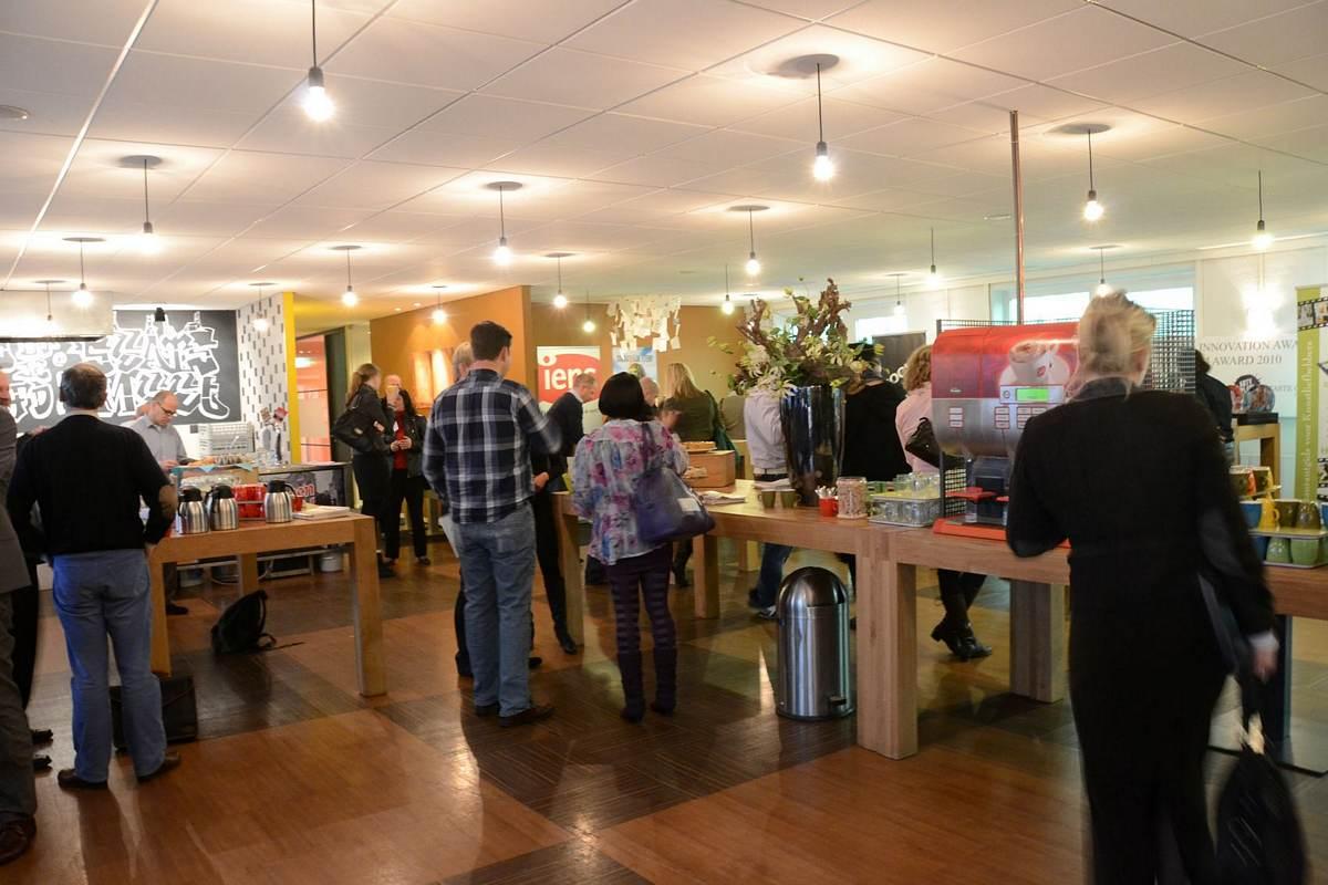 Restaurant Online Marketing Congres Meeting Plaza