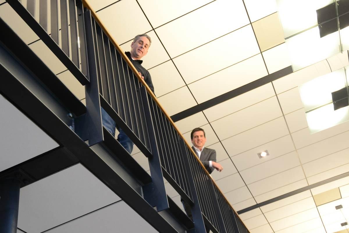 Restaurant Online Marketing Congres 2011 Jeroen van der Schenk en Milhaly Laszlo