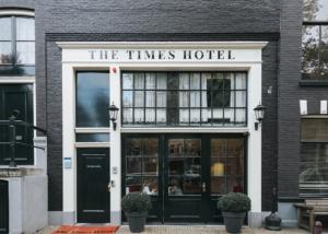 Freelance Marketeer Voor Times Hotel Amsterdam