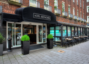 Marketing advies Hampshire Hotel Beethoven Amsterdam