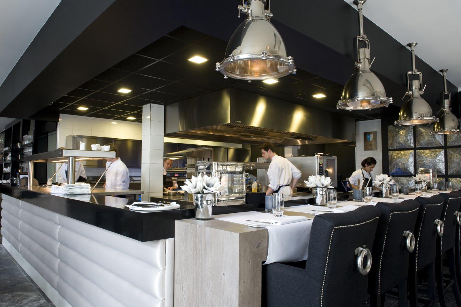 Open keuken Restaurant OpBuuren Maarssen Utrecht