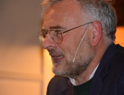 """Jeroen Smit inspireert met zijn boek """"Het grote gevecht"""""""